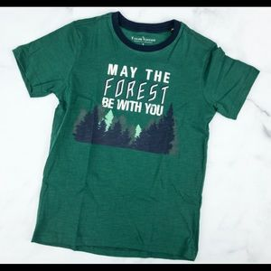 Tailor Vintage /// May the Forest Tee!
